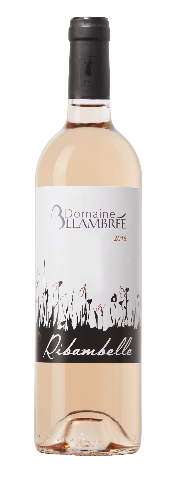 Bouteille Rosé Ribambelle